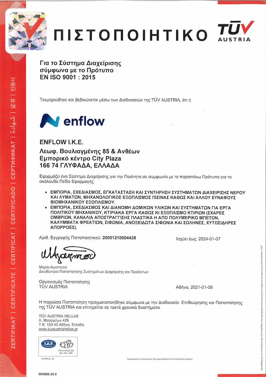 CERT_ENFLOW_9001_2020_EL